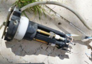 החלפת מנוע לתריס חשמלי